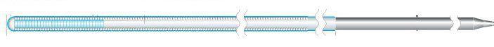 Catheter guidewire / neurovascular ASAHI CHIKAI 10 Asahi Intecc Co Ltd