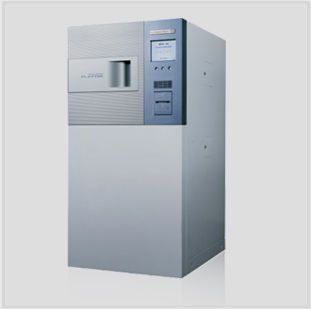 Medical sterilizer / hydrogen peroxyde / front-loading / low-temperature HTMS-142 Human Meditek