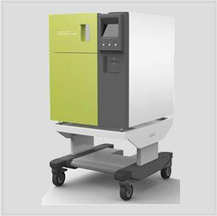 Medical sterilizer / hydrogen peroxyde / bench-top / low-temperature HMTS-30E Human Meditek