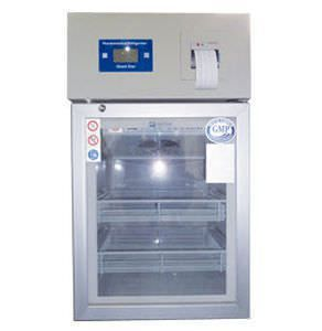 Pharmacy refrigerator / cabinet / 1-door 2 °C ... 8 °C, 109 L | CBR-150 GIANTSTAR