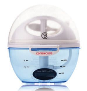 Nasal irrigator (nasal lavage) / manual GIANTSTAR