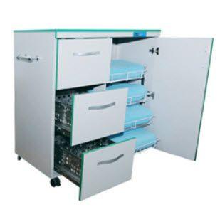 Medical cabinet / laboratory / warming +37 °C ... +40 °C, 500 L | GS-5358-2 GIANTSTAR