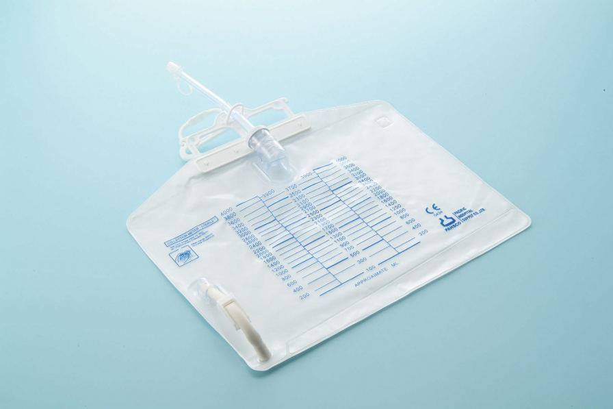 Peritoneal drainage set Pacific Hospital Supply