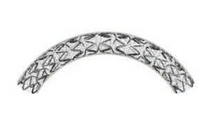 Coronary stent / cobalt chromium / with applicator MGuard Prime InspireMD