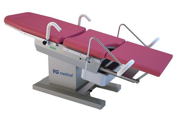 Gynecological operating table / electrical YF-5 Wuxi Comfort Medical Equipment