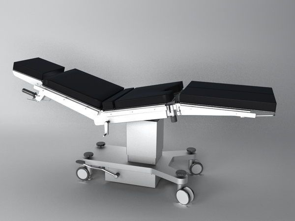 Universal operating table / hydraulic / on casters YS-100 Wuxi Comfort Medical Equipment