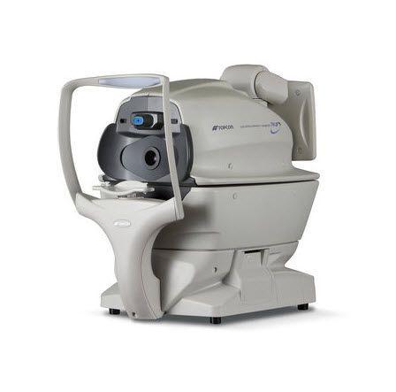 Pachymeter (ophthalmic examination) / keratometer / refractometer / tonometer TRK-2P Topcon Europe Medical