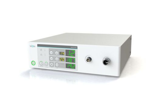 Electronic endoscopy CO2 insufflator / with gas preheating XION