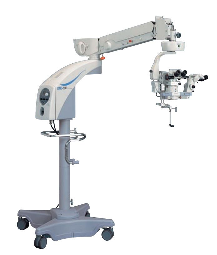 Operating microscope (surgical microscopy) / for ophthalmic surgery / mobile OMS-800 Pro Topcon Europe Medical