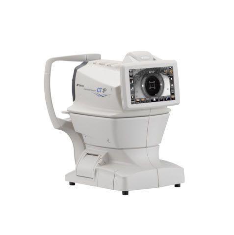 Tonometer (ophthalmic examination) / air tonometry CT-1 / 1P Topcon Europe Medical