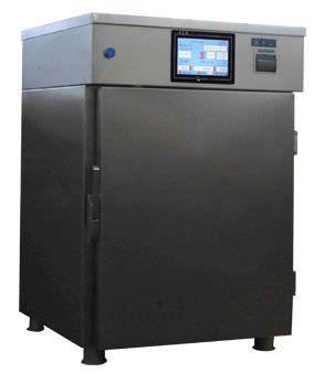 Medical sterilizer / ethylene oxide / bench-top / low-temperature Dokunmatik Med Tip