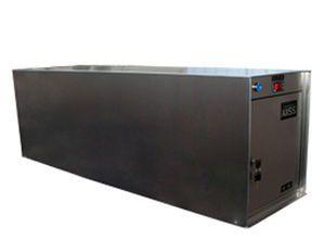 Medical sterilizer / ethylene oxide / low-temperature ZEOSS - 160 Med Tip