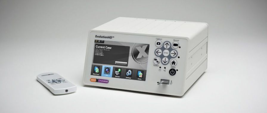 High-definition video recorder / with touchscreen EvolutionHD Med X Change