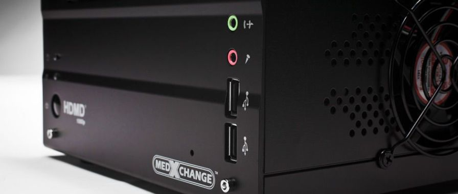 USB video recorder / high-definition HDMD 1080p Med X Change