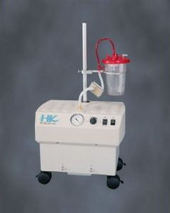 Electric surgical suction pump / on casters / for liposuction AP-III HK Surgical