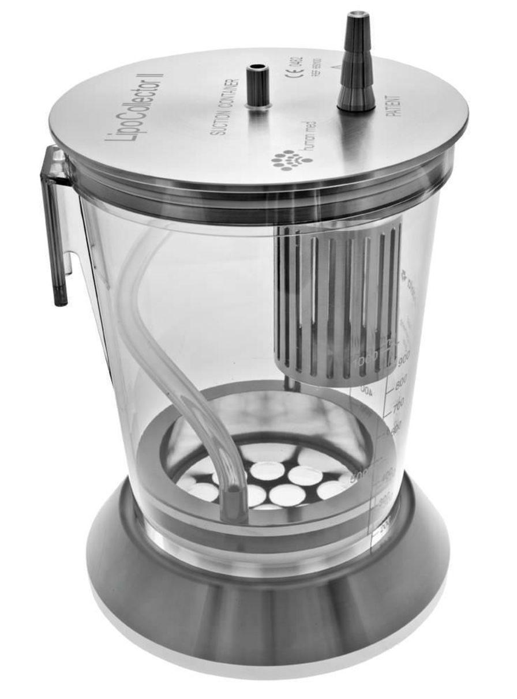 Liposuction jar / aspirating LipoCollector® Human med