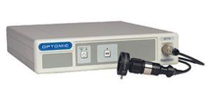Digital camera head / endoscope / with video processor OP-714 OPTOMIC ESPAÑA