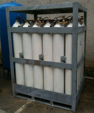 Oxygen cylinder NOVAIR