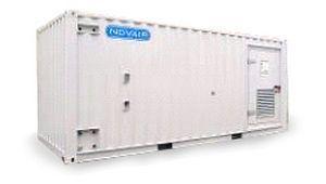 Medical air compression system / modular NOVAIR