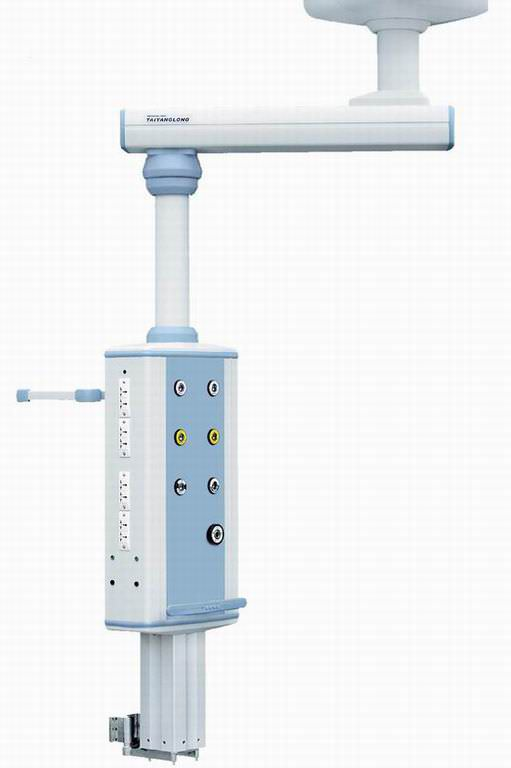 Ceiling-mounted medical pendant / articulated / medical / intensive care NOVAIR
