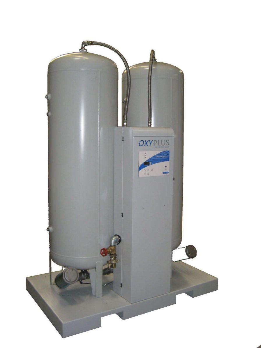 Medical oxygen generator / PSA 93% | Orlane NOVAIR
