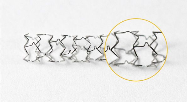 Coronary stent / drug eluting SEQUENCE™ Endocor