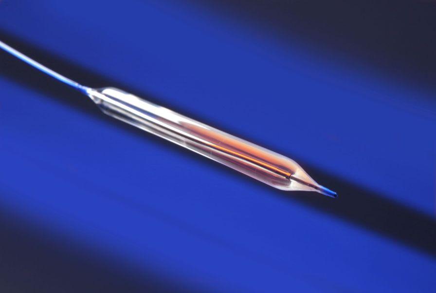 Peripheral catheter / balloon eucadeep Eucatech