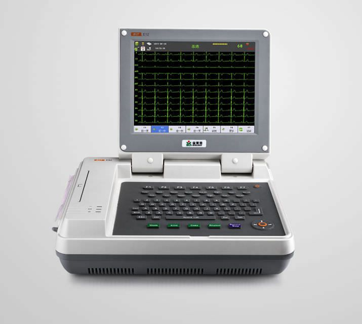 Digital electrocardiograph / 12-channel E80 Biolight Co.,Ltd