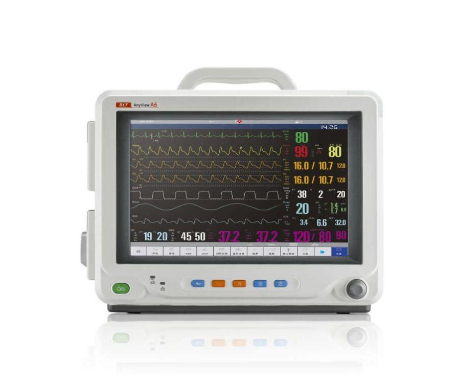 Modular multi-parameter monitor AnyView A6 Biolight Co.,Ltd