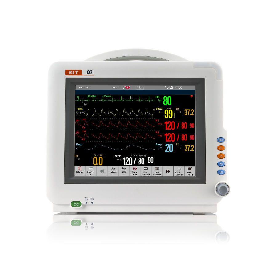 Modular multi-parameter monitor Q3 Biolight Co.,Ltd