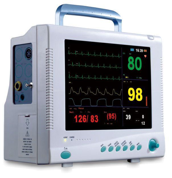Portable multi-parameter monitor / veterinary M6 Biolight Co.,Ltd