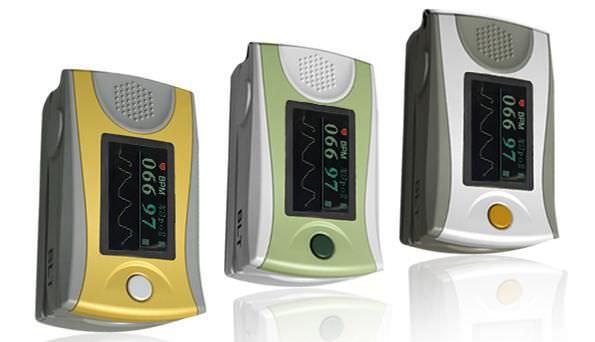 Fingertip pulse oximeter / compact M70 Biolight Co.,Ltd