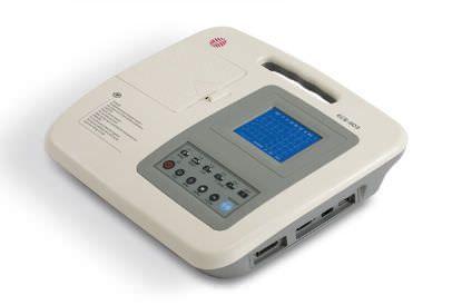 Digital electrocardiograph / 3-channels ECG-1103G/1103GW CAREWELL