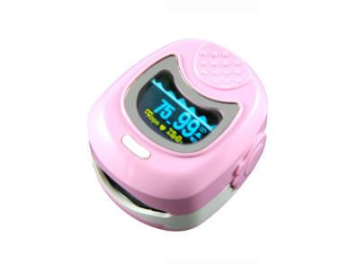 Compact pulse oximeter / fingertip / pediatric F3 CAREWELL