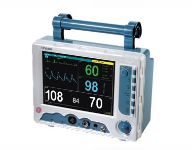 Compact multi-parameter monitor / transport CPM-8000 CAREWELL