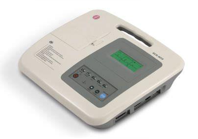 Digital electrocardiograph / 3-channels ECG-1103B CAREWELL