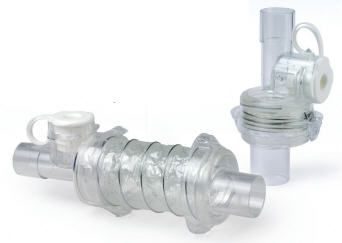 Inhalation chamber AeroChamber* VENT Trudell Medical International