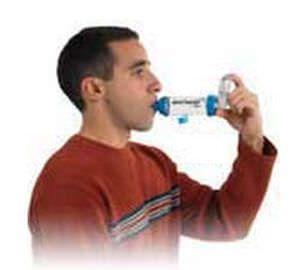 Inhalation chamber AeroChamber Plus* Trudell Medical International