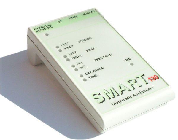 Audiometer (audiometry) / diagnostic audiometer / digital SMART 130 Videomed