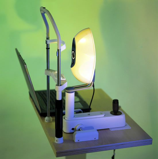 Keratometer (ophthalmic examination) / pachymeter / non-contact pachymetry Pachycam® Oculus