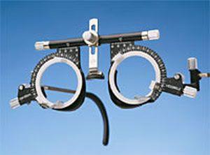 Trial frame UB3 Oculus