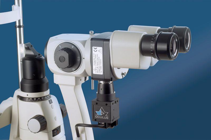 Digital video camera / for slit lamp ImageCam® 2 Oculus