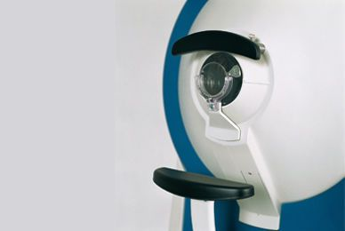 Ophthalmic perimeter (ophthalmic examination) / static and kinetic perimetry Centerfield® 2 Oculus
