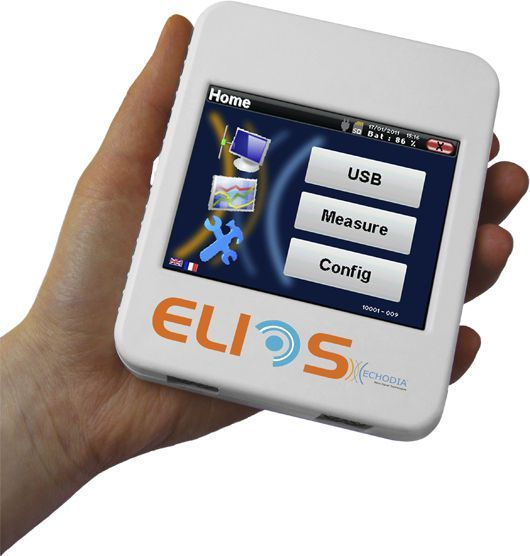Screening audiometer (audiometry) / audiometer / digital / portable ELIOS Echodia