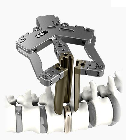 Orthopedic retractor / surgery CENTRIC® Expandable Life Spine