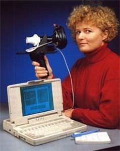 Computer-based phonetogram and speech analyzer AEROPHONE II F-J Electronics