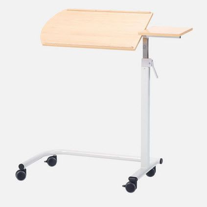 Overbed table / on casters ME.1828 JMS Mobiliario Hospitalar