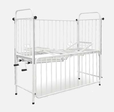 Mechanical bed / height-adjustable / 4 sections / pediatric Cm.6087 JMS Mobiliario Hospitalar