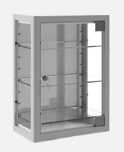 Medical cabinet / medicine / wall-mounted / 1-door AR.1125 JMS Mobiliario Hospitalar