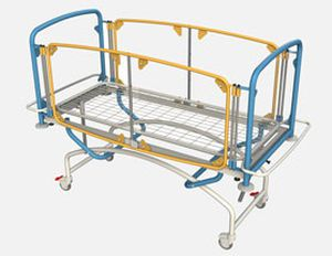 1 section bed / pediatric CM.6005 JMS Mobiliario Hospitalar